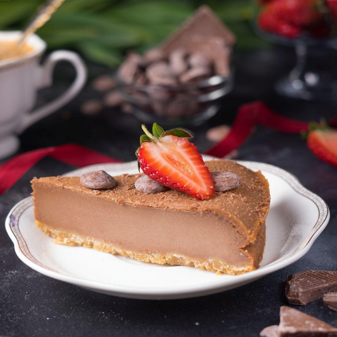 Чизкейк шоколадный (Эко-Франс)