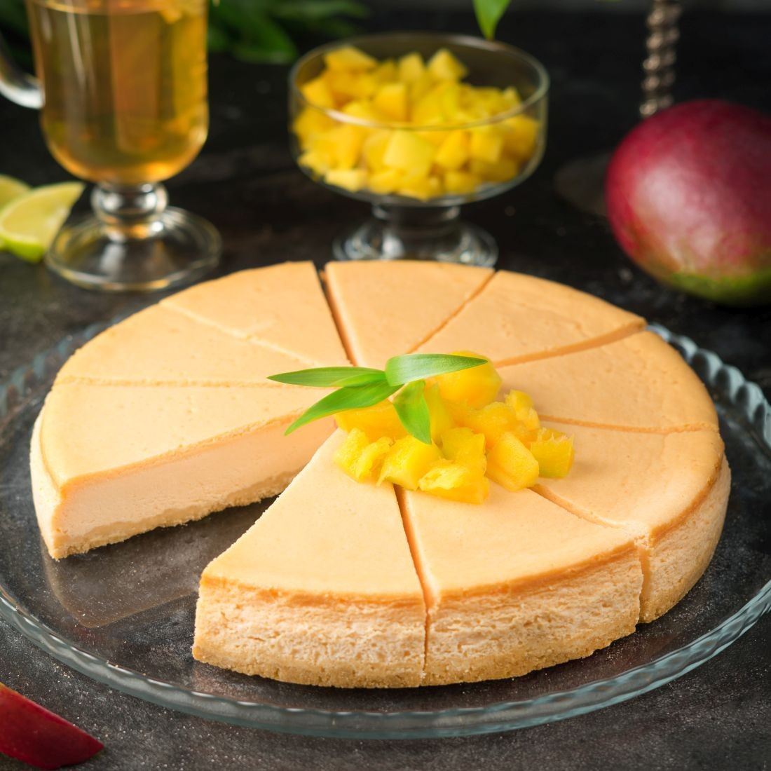 Чизкейк манго (Эко-Франс)
