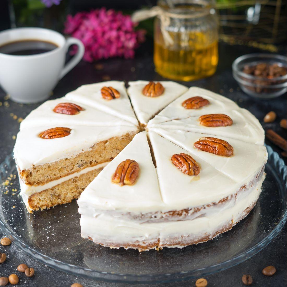Торт «Пекан»
