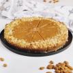 Пирог карамельный яблочный