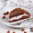 Торт шоколадный купол