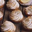 Тарталетка с лимоном