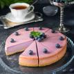 Черничный чизкейк (Эко-Франс)