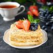 Торт «Наполеон» целиком