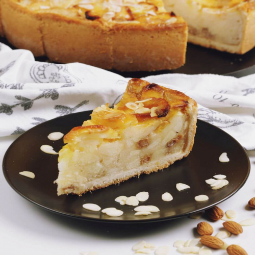 Пирог премиальный яблочный