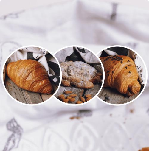 Набор «Утро в Париже»